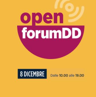 Anche Slow Food Italia partecipa all'OpenForumDD