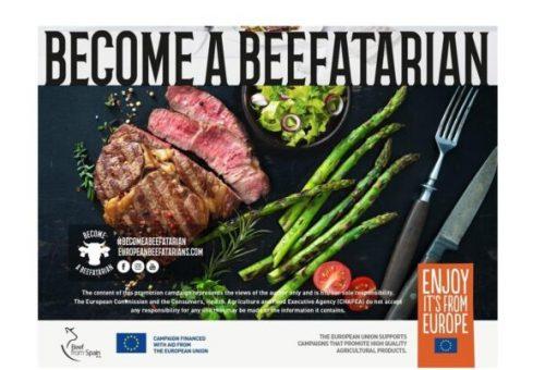 «Become a Beefatarian»: l'assurda campagna Ue che invita ad aumentare il consumo di carne. Qualsiasi