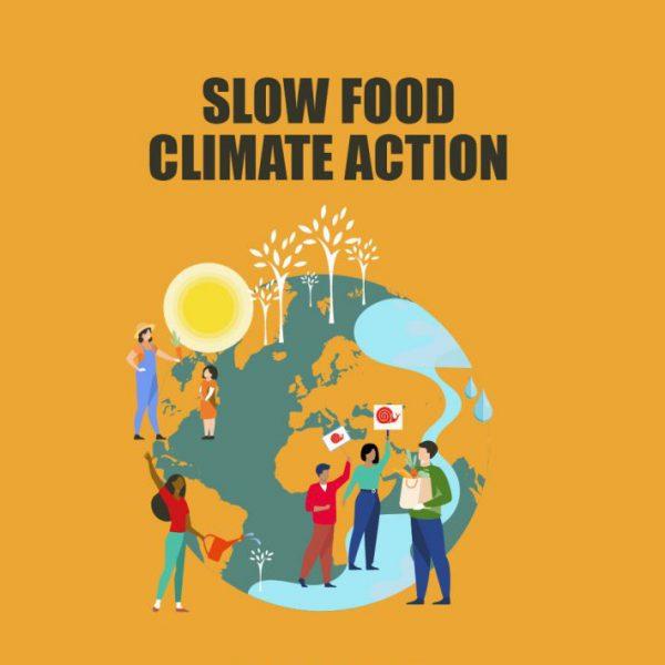 Slow Food: azione per il clima