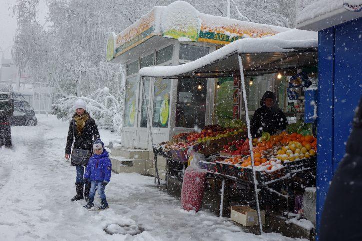 Compere sotto la neve