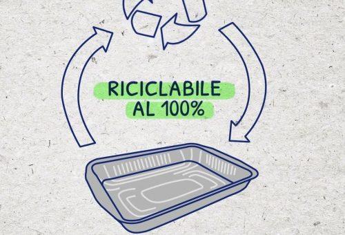 L'alluminio, riciclabile al 100%, è una ricchezza infinita