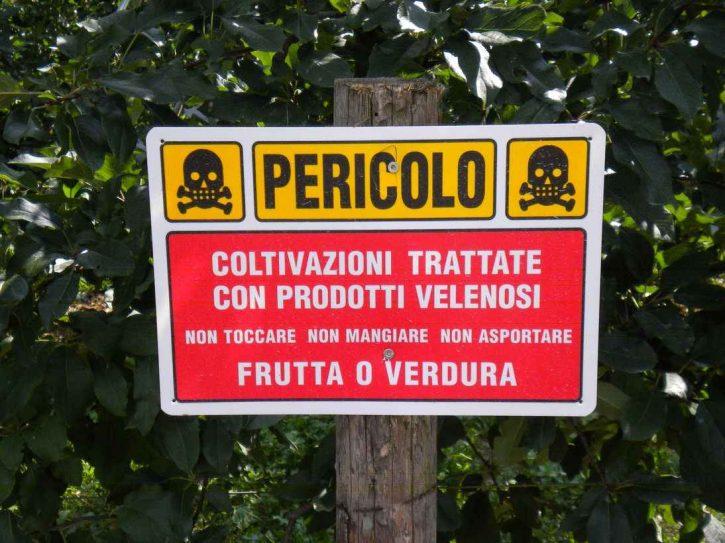 Stop pesticidi