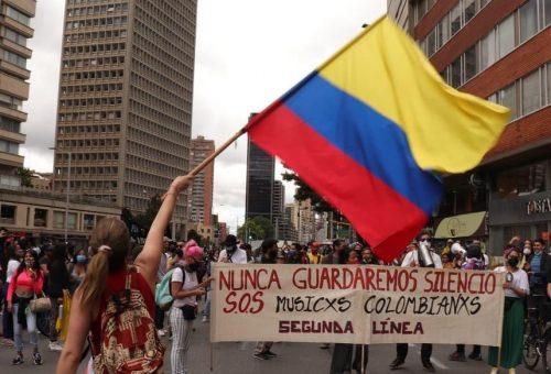 Colombia, tutta Slow Food a fianco dei contadini e dei manifestanti colpiti dalle violenze