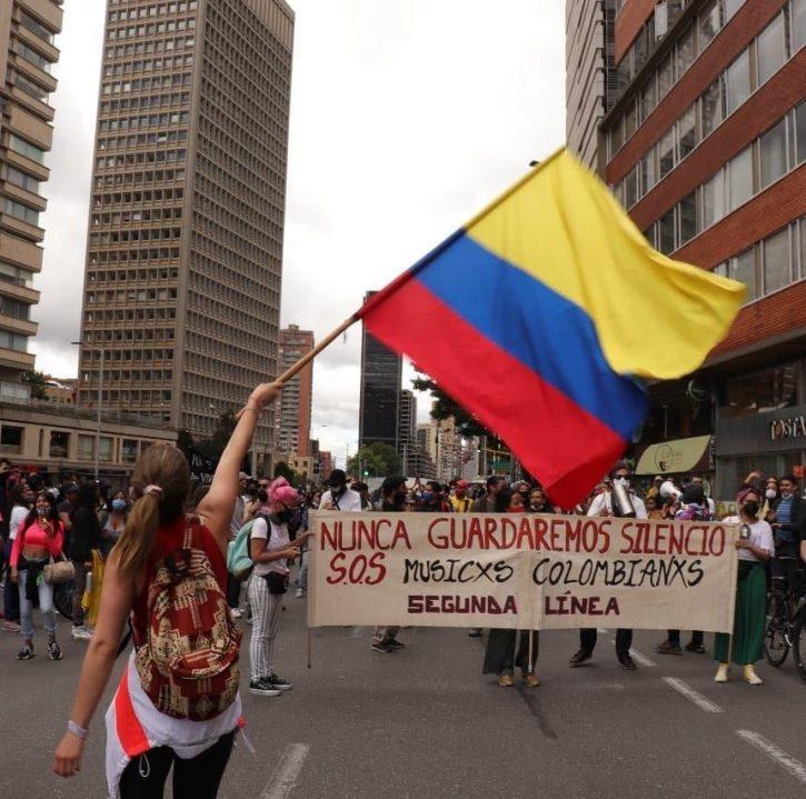 Colombia proteste