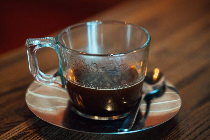 Caffè tipi