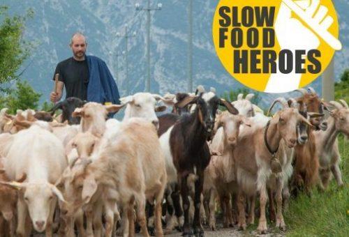 Slow Food Heroes: il pastore 2.0 che aiuta le unità di cura Covid-19